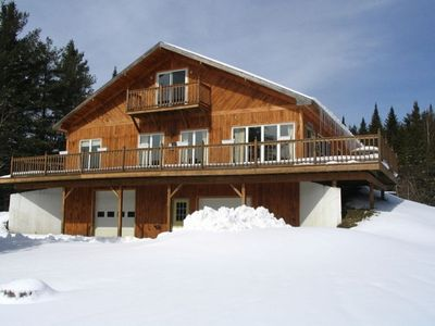 Photo for Jay Peak 5 Bedroom, 3 Bath Luxury Chalet