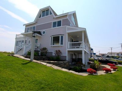 Photo for BEST OF BOTH WORLDS: Oceanfront and Marsh views: Wells Beach; Sleeps 22