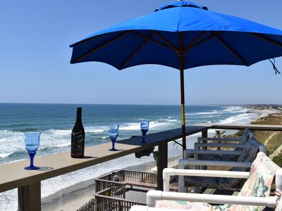 Photo for Magnificent Ocean Front Townhome, Breathtaking Views 3 BR, 2 BA