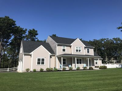 Photo for Newly Constructed and Beautifully Decorated 4 Bedroom (2 master) Cape Getaway!