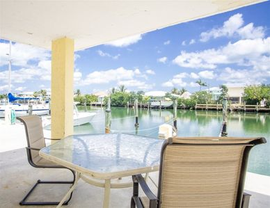 Photo for Fishing Till Sunset 1bed/1bath Condo w/Pool & dock