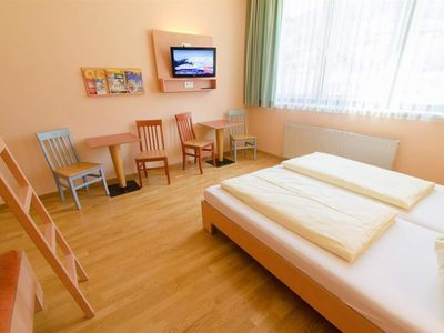 Photo for Double room, shower, toilet - JUFA HOTEL`s - JUFA Kaprun / Zell am See