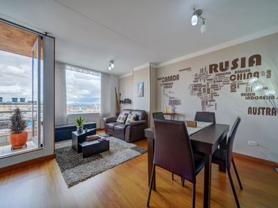 Photo for Comfy & Modern Condo in Bogota