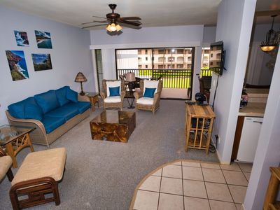 Photo for 2 Suite Condo Close to the Ocean Sleeps 6