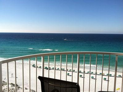 Enjoy our unobstructed gulf-front views!!