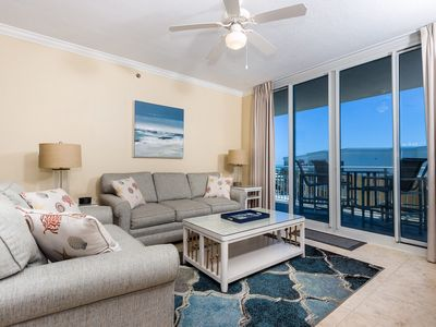 Photo for 6th Floor Picture-Perfect Condo On Okaloosa Island! Waterfall, Lazy River