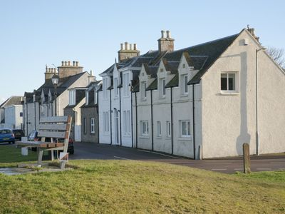 Photo for Atholl Cottage on Nairn Links: Sea view from all rooms