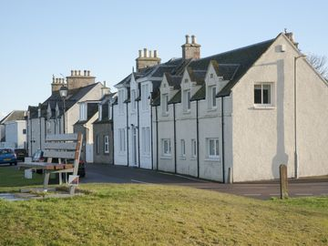 Atholl Cottage on Nairn Links: Sea view from all rooms