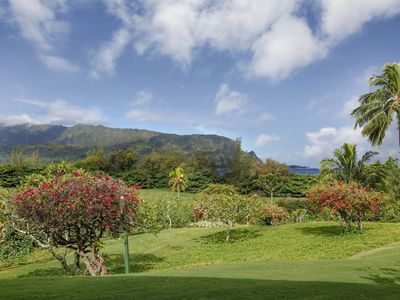Photo for Hanalei Bay Resort #81012: Great North Shore location with views and AC!