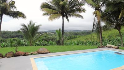 Photo for Villa 10 people with swimming pool in the countryside.