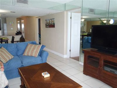 Photo for Pinnacle Port Vacation Rentals-B1 Tower 3 bdr. 3 bath, Wrap around balcony, Gulf Front condo!