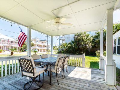 Historic Cottage 90 Yards to South Beach Tybee Island