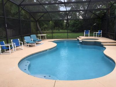 Photo for Pool and Spa face a Conversation View