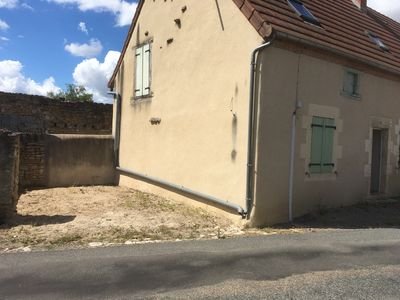 Photo for Furnished rental, close to all shops - 10 minutes from the circuit of Magny-Cours