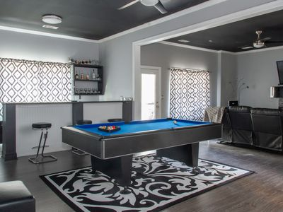 Photo for Record/Stay/Work/Play: Luxury 6 Bedroom, 5 mi to Downtown