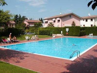 Photo for Holiday apartment Lazise for 4 persons with 1 bedroom - Holiday apartment