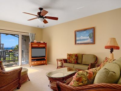 Photo for KahaLani 216, $215-night/$1505-week, 2Bedrm, 2bath, See VIDEO! beachfront resort
