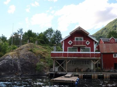 Photo for Vacation home Smia (FJS602) in Arnafjord - 6 persons, 4 bedrooms