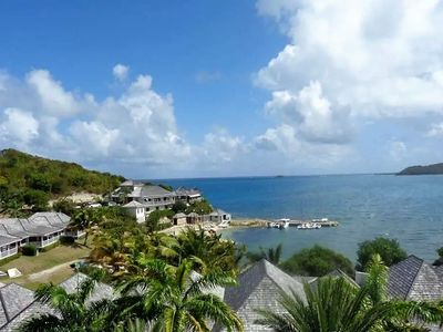 Photo for Nonsuch Bay Resort - Ocean View, Two Bedroom Villa