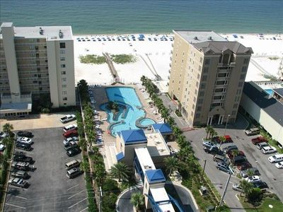 Photo for SPECIAL on June & July! Pools & Beach vacation is waiting 4 U!