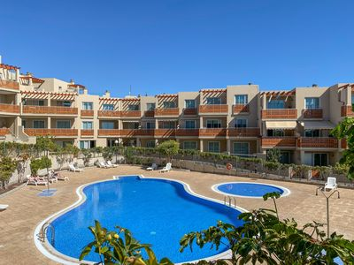 Photo for La Tejita Beach Apartment P3C1