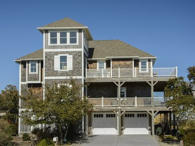 Photo for Jockey's Ridge 115: 4 BR / 5 BA house in Nags Head, Sleeps 8