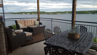Photo for Palisades Point- Luxury On The Lake! High-end Condo with Million Dollar View!!