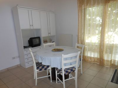 Photo for Practical and welcoming three-room apartment 50 meters from the beach.