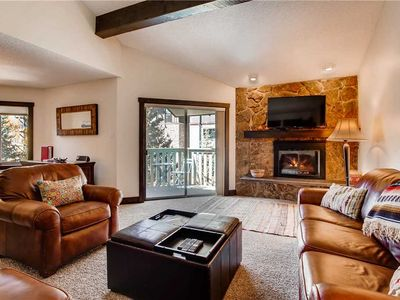 Photo for Top-floor Ski Condo in Lionshead Village, walk to the Vail Gondola | Westwind 407