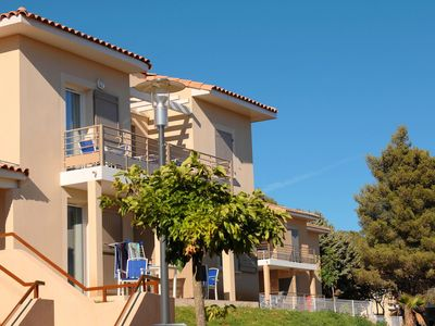 Photo for Well-kept apartment close to the beaches of the Côte d'Azur