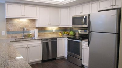 Photo for Bayside Unit 624 –2nd floor by the pool, Free Cable and Wi-Fi, Central A/C, and Beach Access.