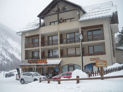 Photo for Apartment on the pistesd'Arvieux, south facing, 4 people