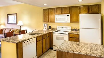 Photo for 2 BR Deluxe at Wyndham Smoky Mountains.Beautiful Setting! Great Rates + Service!