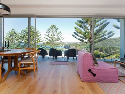 Photo for Amazing views over Bilgola beach and hop skip and jump to Avalon village