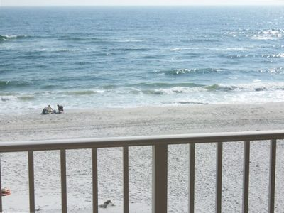 Direct Beach Front Condo. Reserve with only 25% up front!