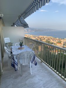 Photo for 2BR Apartment Vacation Rental in Roquebrune-Cap-Martin