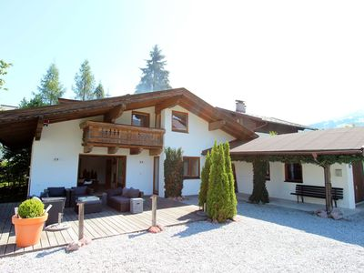 Photo for Luxurious chalet with a lot of space and privacy in the centre of Kirchberg