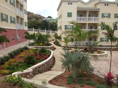 2 bedroom apartment at the best condominium of St.Kitts ''Silver reefs
