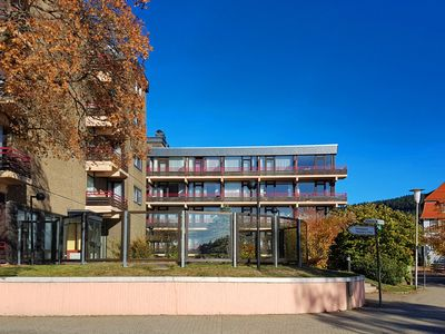 Photo for Apartment near Goslar with balcony, lift, sauna and swimming pool access.