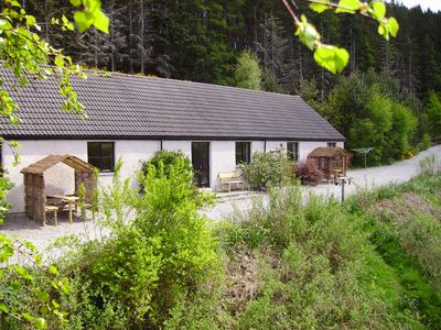 Photo for Foxglove Riverside Cottage by LochNess,Inverness, National Park,Dolphin Beaches