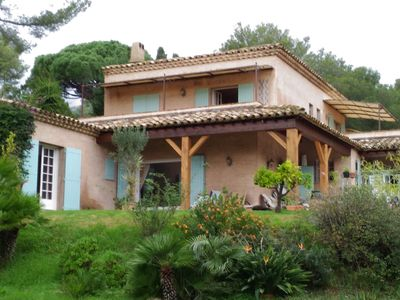 Photo for THE FAVIERE - VILLA WITH SWIMMING POOL - IN PEACE