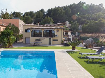 Photo for 4BR Chalet Vacation Rental in Mancor de la Vall, Mallorca