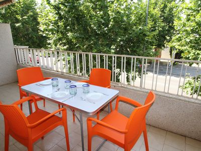 Photo for Apart-rent- Apartment with terrace (0142)