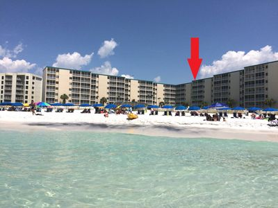 Photo for Destin Gulf Front Remodel - Penthouse View - Sleeps 6 !