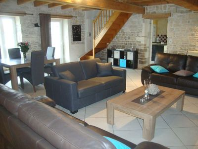 Photo for Cottage in full countryside near La Rochelle