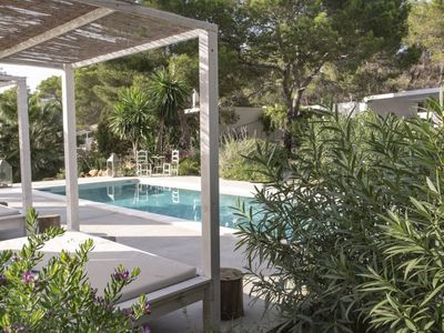 Photo for ADULTS ONLY holiday home with pool near the beach