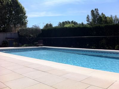 Photo for Heated pool in the heart of Luberon