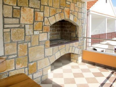 Photo for Apartment Haus Tanja (SRD403) in Starigrad-Paklenica - 8 persons, 4 bedrooms
