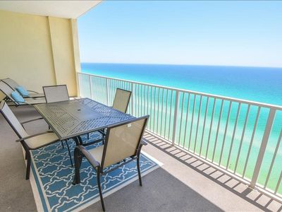 Roomy and Stylish Sanctuary Perched Above the Emerald Beauty of the Gulf!