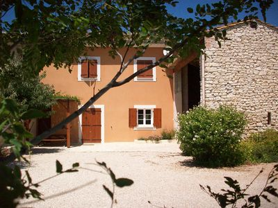 Photo for Provencal Mas of character of 90m2 in Pernes-Les-Fontaines (near ventoux)
